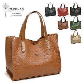 クレドラン CLEDRAN アモ AMO ワイド トートバッグ 手提げバッグ M 大きめ レディース CL-1846 旅行バッグ 通勤