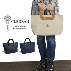 クレドラン CLEDRAN トライアングルトート クラフトファクトリー トートバッグ 手提げバッグ L 大きめ レディース CFT-1038 FT1038 ブランド プレゼント 通勤 A4