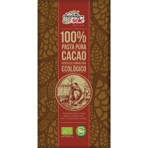 チョコレートソール オーガニックダークチョコレート100% 100g ミトク