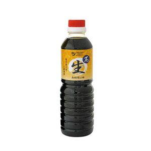 茜生醤油 500ml オーサワジャパン