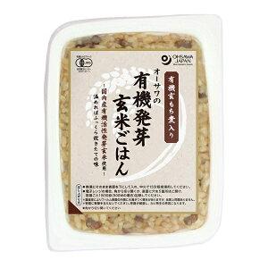 オーサワの有機発芽玄米ごはん(玄もち麦入り) 160g オーサワジャパン