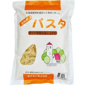 エルボパスタ〈北海道産契約小麦粉〉 300g 桜井