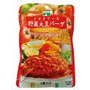 トマトソース野菜大豆バーグ 100g 三育