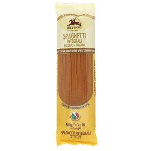 アルチェネロ有機全粒粉スパゲッティ 500g 日仏貿易