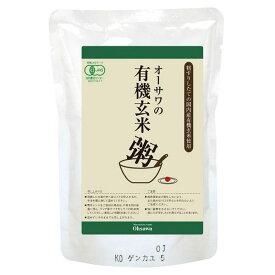 有機玄米粥 200g オーサワジャパン