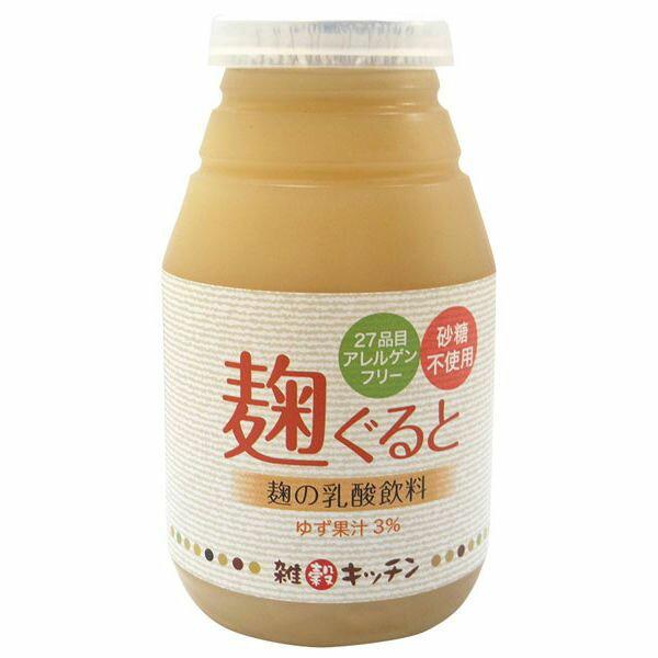 麹ぐると(ゆず)・米発酵飲料 150g グッチートレーディング