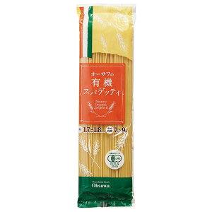 オーサワの有機スパゲッティ 500g オーサワジャパン