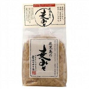 鹿児島の麦みそ 1kg はつゆき屋