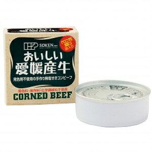 愛媛産牛 無塩せきコンビーフ 80g 創健社