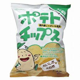 ポテトチップス うす塩味 60g 創健社