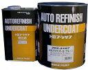 ロック HBプラサフ F- グレー・ホワイト・ブラック(いずれか)+硬化剤(202-0110)セット ※色をご選択してください