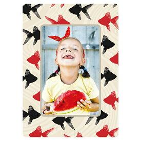 東京ステッカー TOKYO STICKER ウォールフォト【金魚】( ウォールシール 壁 シール ステッカー 壁紙 はがせる 剥がせる壁紙 インテリア リフォーム 洋室 リビング カラフル 可愛い 個性的 クール トイレ)