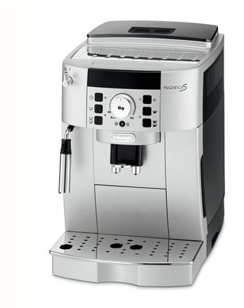 DeLonghi デロンギ マグニフィカS ECAM22110SBH 業務用対応型 コンパクト全自動エスプレッソマシン  [コーヒーメーカー・カプチーノ]