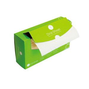 日本製 若林三弥子の幸せをよぶドリップペーパー 50枚入 幸せを呼ぶDrip Sheet[ドリップシート・水分吸収・冷凍・解凍 魚 肉]