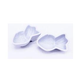 ホワイトサム セラミック製 錦玉型 金魚35cc 2個セット 製菓用品 錦玉羹 羊羹 和菓子 夏 陶器