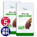 【10%OFFセール】 チャーガ(カバノアナタケ) 約3か月分×2袋 C-127-2 送料無料 リプサ Lipusa サプリ サプリメント
