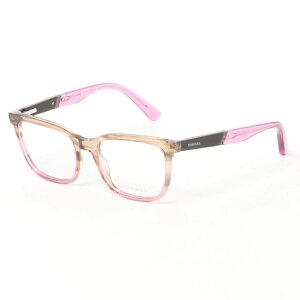 【商品到着後レビュー記入でメガネのシャンプ−プレゼント】DIESEL ディーゼル メガネ DL5321 083 51 メンズレディス兼用