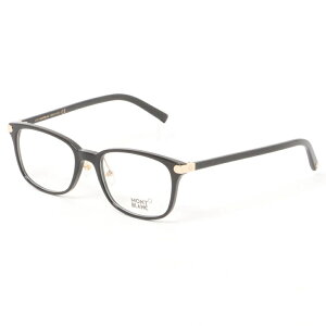 【商品到着後レビュー記入でメガネのシャンプ−プレゼント】MONT BLANC モンブラン メガネ MB0571-D 001 54 メンズ