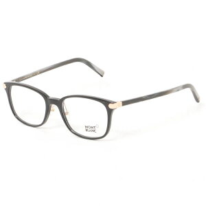 【商品到着後レビュー記入でメガネのシャンプ−プレゼント】MONT BLANC モンブラン メガネ MB0571-D 005 54 メンズ