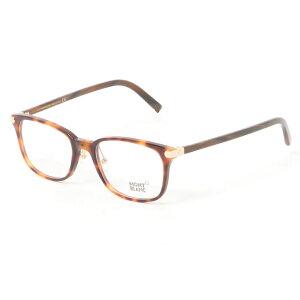 【商品到着後レビュー記入でメガネのシャンプ−プレゼント】MONT BLANC モンブラン メガネ MB0571-D 056 54 メンズ