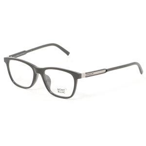 【商品到着後レビュー記入でメガネのシャンプ−プレゼント】MONT BLANC モンブラン メガネ MB0631-F 001 53 メンズ