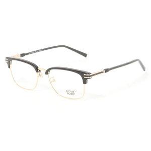 【商品到着後レビュー記入でメガネのシャンプ−プレゼント】MONT BLANC モンブラン メガネ MB0669-F A01 53 メンズ