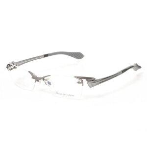 【商品到着後レビュー記入でメガネのシャンプ−プレゼント】MASAKI MATSUSHIMA マサキマツシマ メガネ TA MFS-121 2 58 メンズ