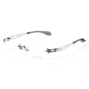 【商品到着後レビュー記入でメガネのシャンプ−プレゼント】MASAKI MATSUSHIMA マサキマツシマ メガネTA MFS-122 2 58 メンズ