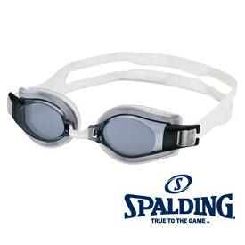 スポルディング【SPALDING】 ゴーグル 水泳 曇り止め 紫外線カット 水泳用品 水中メガネ