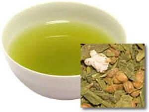 【丸中製茶】伊勢茶抹茶入玄米茶 200g(抹茶入り/玄米茶/業務用/お茶/日本茶)