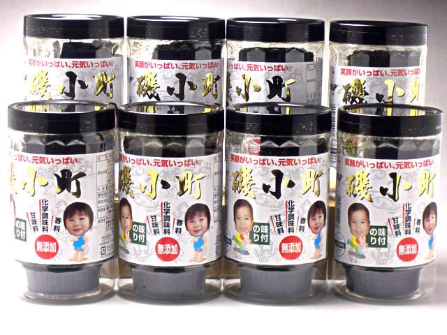 【無添加】卓上味付け海苔×8本セット送料無料