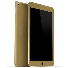 【ネコポス送料無料】【即納】iPad Air2 ケースより外観を美しく上品に!【iPad Air2 メタル調プレミアムスキンシール】【ブラッシュドゴールド】【RCP】【10P23Apr16】