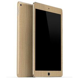 【ネコポス送料無料】【即納】iPad Air2 ケースより外観を美しく上品に!【iPad Air2 ウッド調プレミアムスキンシール】【メープル】【RCP】【10P23Apr16】