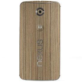 Google Nexus6 ケースより外観を美しく上品に!【Google Nexus6 プレミアムスキンシール ウッドタイプ】【ゼブラ】【Y!mobile/ワイモバイル】【RCP】【10P23Apr16】
