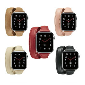 【送料無料】【Apple Watch】【T-slim long design real leather belt】【T-スリム ロング デザイン リアル レザー ベルト】【アップルウォッチストラップ】【ロング】【巻く】【定番】【シンプル】【本革】【レザー】オリジナル バンド 美しい 大人 メンズ レディース 男子