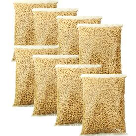 【対象エリア翌日配送可】 【土日も出荷】 猫砂 木質ペレット 2kg (3.2L)×8袋 小分け 燃料 崩れるタイプ