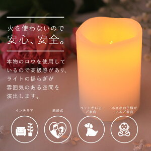 LEDキャンドル電子タイプ1個35円販売ボタン電池CR2032付き(1個)