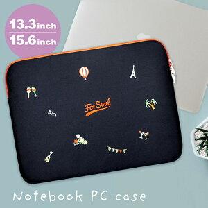 パソコンケース パソコンバッグ 13.3インチ 15.6インチ クラッチ PCバッグ MacBook pcケース おしゃれ ケースバッグ 14 inch ビジネスバッグ かわいい 軽量 ノートパソコンケース 【送料無料】