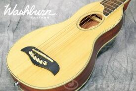 Washburn ワッシュバーン / Travel Series Rover RO10 Natural トラベルギター 【福岡パルコ店】