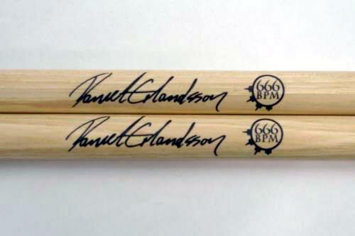 Wincent / W-DES Daniel Erladsson Signature /Hickory Drum Stick 【アークエネミー/ダニエル・アーランドソン・モデル】【ヒッコリー/ウッドチップ】【ぺア】【福岡パルコ店】
