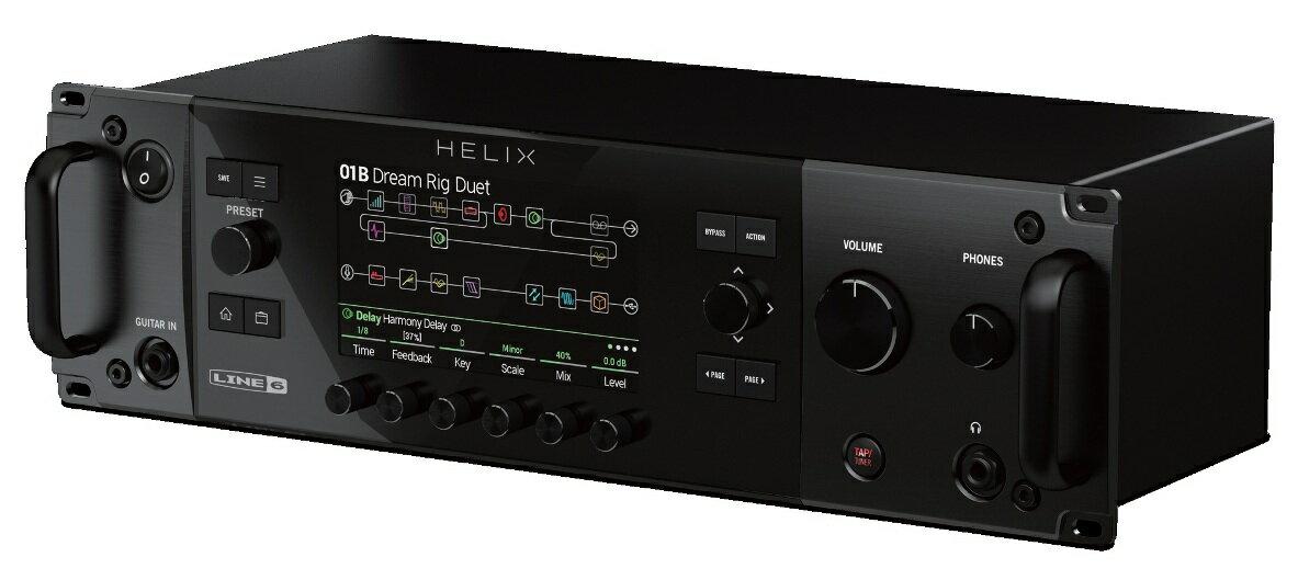 LINE6 / HELIX RACK [マルチエフェクター][アンプシミュレーター] ライン6 【池袋店】