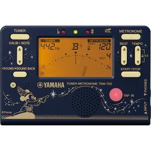 YAMAHA / TDM-700DF2 ヤマハ ディズニー チューナーメトロノーム ファンタジア 《数量限定品》【渋谷店】【YRK】