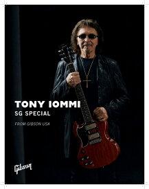 Gibson / Tony Iommi SG Special (右用) 《予約注文/納期未定》【YRK】