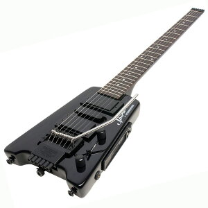Steinberger / Spirit Collection GT-PRO Deluxe Black スタインバーガー ヘッドレス エレキギター 【福岡パルコ店】