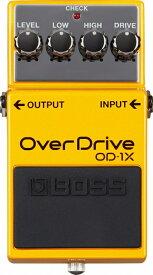 BOSS / OD-1X OverDrive 【福岡パルコ店】