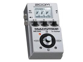 ZOOM / MS-50G MultiStomp Guitar Pedal 【福岡パルコ店】