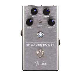 Fender / Engager Boost Pedal ブースター 【展示品アウトレット特価】【福岡パルコ店】