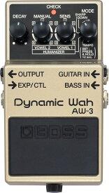 BOSS / AW-3 Dynamic Wah ボス【池袋店】【YRK】