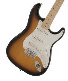 Fender / Made in Japan Traditional 50s Stratocaster Maple Fingerboard 2-Color Sunburst フェンダー【2020 NEW MODEL】【横浜店】【YRK】【純正ストラップ&ストラップロックプレゼント!】