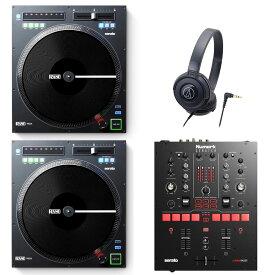 RANE DJ / TWELVE x2 & NUMARK SCRATCH DJセット【2大特典付き!】【お取り寄せ商品】【渋谷店】
